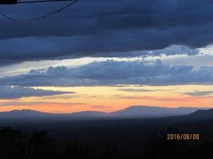 sunset 2016 aug 08